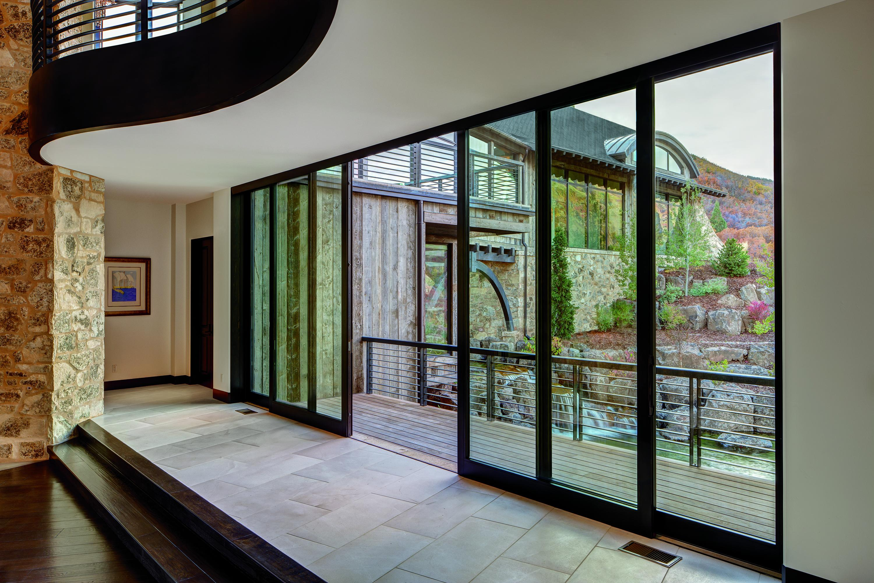 Marvins doors the ultimate multi slide door is more than for Marvin ultimate windows cost