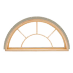 round-top-window, window, wood, integrity