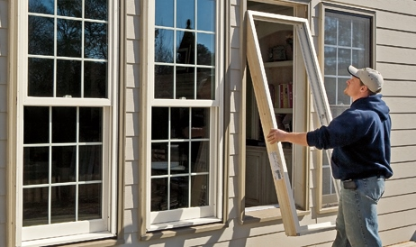 Why full frame window replacement makes sense for for New replacement windows