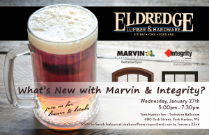 marvin-windows, integrity-windows, eldredge-lumber, builder-events